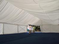party stan na svatbu velkostany baldachýny