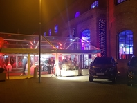 Party stan Forum Alfa velkostany ples jako brno