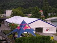 Partystan Forum Alfa 15x45m