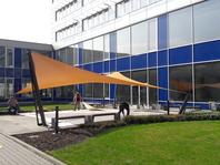 Membránové zastřešení krycí plachty forum stany