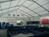 Textilní průmyslová hala, stanové haly FORUM velkostany