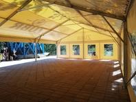 Textilní průmyslová hala, stanové haly, mobilní haly