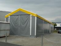 Serge Ferrari Forum stany velkostany stanové haly