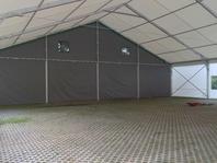 Textilní hala, konferenční sál, velkostany