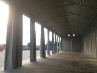 Textilní průmyslová hala, stanové haly na míru