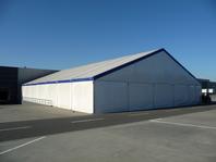 Textilní průmyslová hala, stanové haly velkostany forum stany