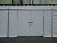 Příslušenství pro skladovací průmyslové haly party stany