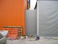 Příslušenství pro skladovací průmyslové haly party stany osvětlení