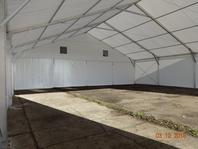 Textilní průmyslová hala stanové haly