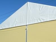 Příslušenství pro párty stany montované haly větrání forum velkostany
