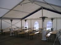 Příslušenství pro párty stany vytápění topidla forum velkostany