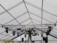 forum párty stany příslušenství osvětlení pronájem prodej velkostany