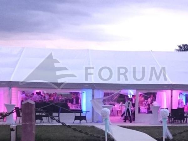 Svatební stan v Lednici 2016
