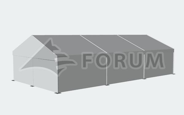 Textilní stanové haly Forum